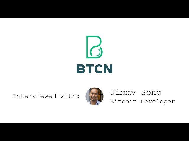 #ビットコインキャッシュ #BCH 「ビットコインとビットコインキャッシュの違いとは?」Jimmy Song氏 動画インタビュー Vol.4